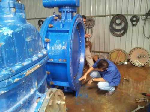 Supply and Delivery of Valves to Syabas' Central Store For Valve Replacement Program Phase 2